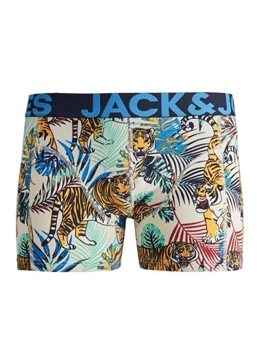 Jack & Jones Jacanımals Trunks Sts. Gri